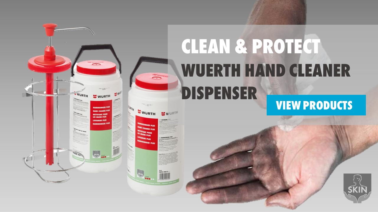 Clean & Protect - Würth Hand Cleaner